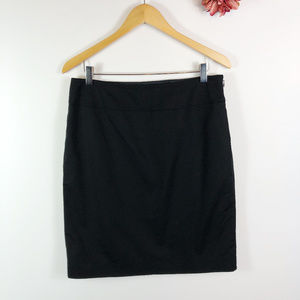 [TAHARI] Double Vented Straight Pencil Skirt